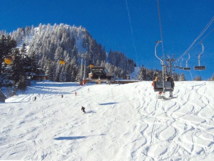 Hörnerbahn - Bolsterlang