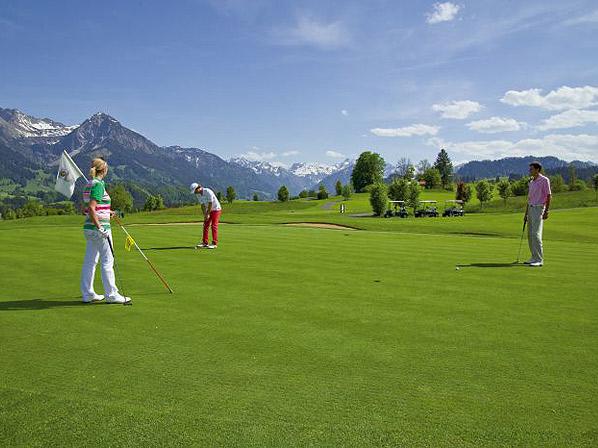 Golfplatz Oberallgäu