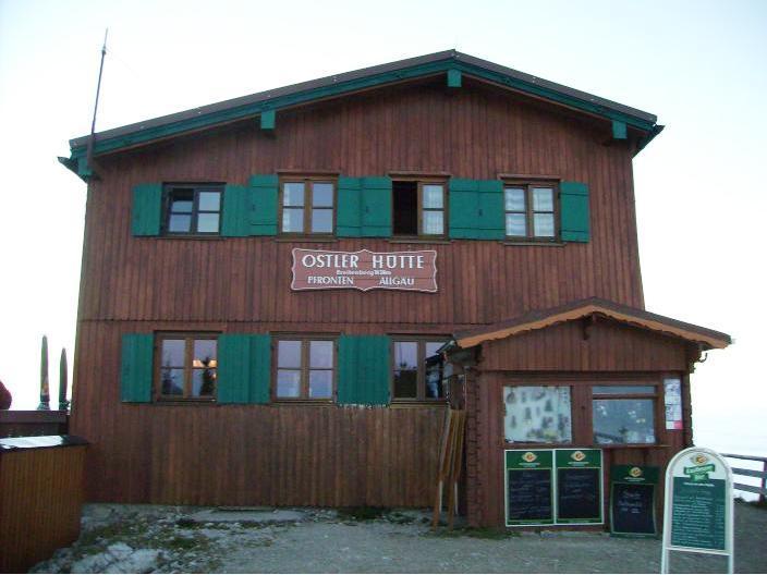 Ostler Hütte