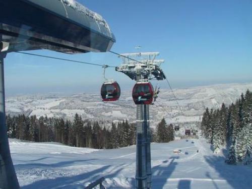 Imbergbahn & Skiarena Steibis
