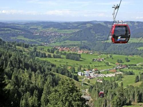 Imbergbahn - Steibis
