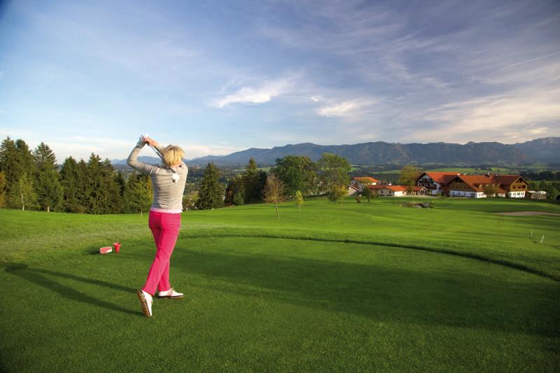 Golfanlage Auf der Gsteig Lechbruck