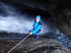 Canyoning im Oberallgäu