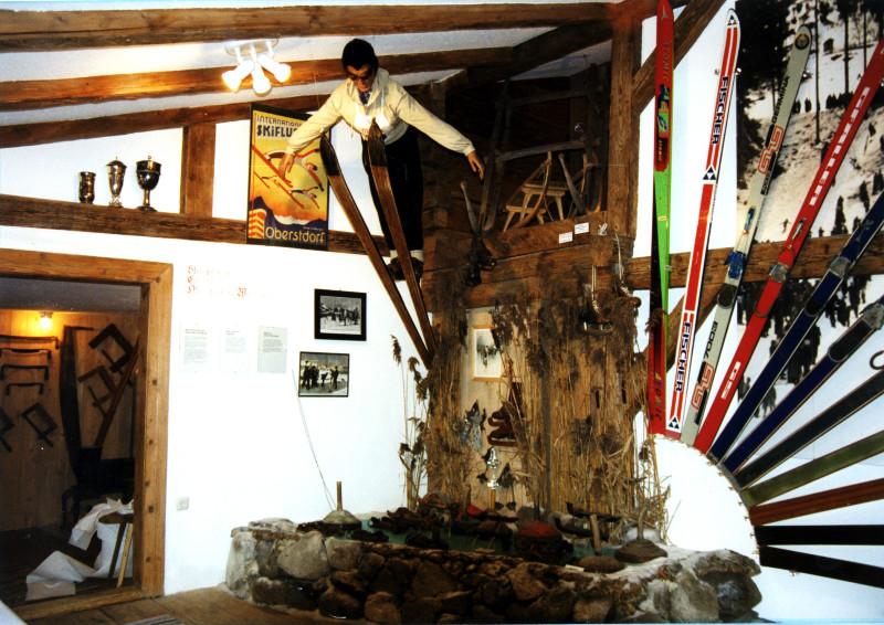FIS-Skimuseum im Fischinger Heimathaus