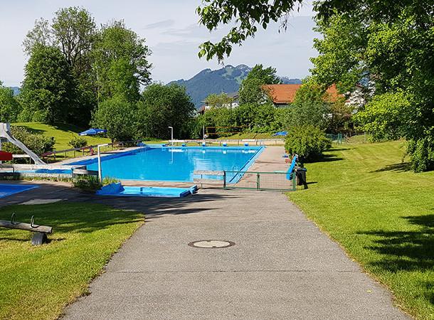Freibad Rettenberg