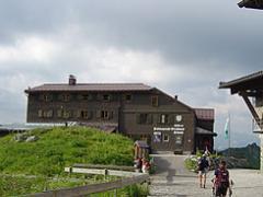 Webcam Edmund-Probst-Haus im Allgäu