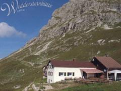 Webcam Widdersteinhütte im Allgäu