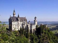 Webcam Schloss Neuschwanstein im Allgäu