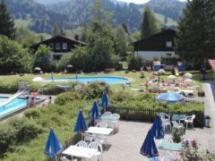 Webcam Freibad Thalkirchdorf im Allgäu