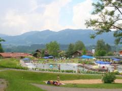 Webcam Freibad Altstädten im Allgäu