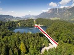 Webcam Skiflugschanze Oberstdorf im Allgäu
