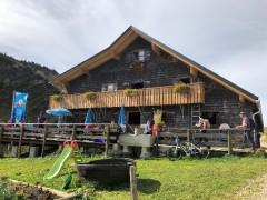 Webcam Alpe Gund im Allgäu
