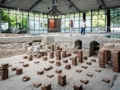 Webcam Archäologischer Park Cambodunum im Allgäu