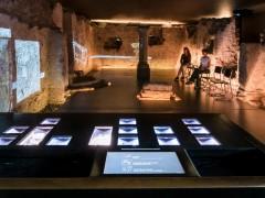 Webcam Erasmuskapelle - unterirdischer Schauraum im Allgäu