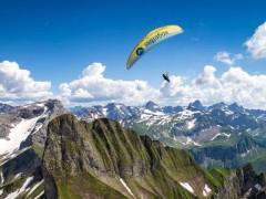 Webcam vogelfrei - Tandemfliegen mit Profis im Allgäu